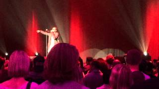 Freestyle encore Mos Def @ Dave Chappelle HMH Amsterdam Aftershow