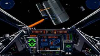 Star Wars - X-Wing - Gameplay