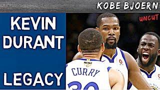 Hat Kevin Durant seine Legacy für einen Ring verkauft?? - KobeBjoern uncut