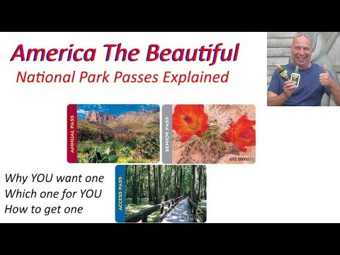 Simplified: America The Beautiful (National Park Passes) Explained