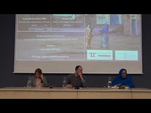 Panel Discussion Women in Conflict Zones (Ljubljana, 7 March 2018)
