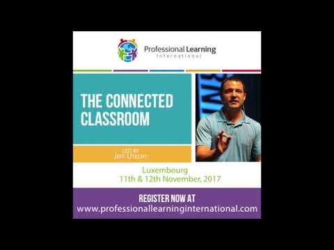 Jeff Utecht on Connected Learning