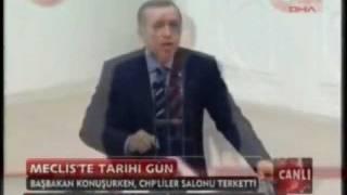 RECEP TAYYİP ERDOĞAN SÜPERRR ... (MECLİS KONUŞMALA