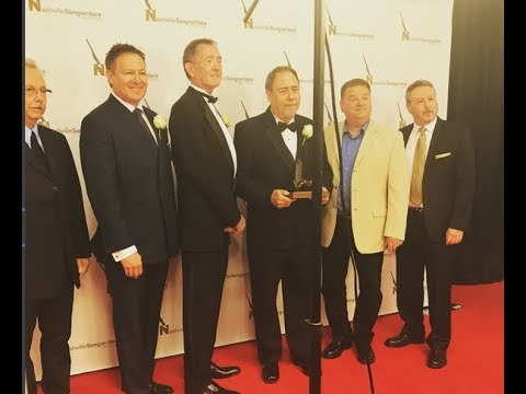 2017 Nashville Songwriters Hall of Fame ceremony