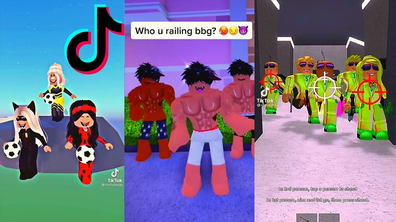 Download Coolest TikTok Roblox Slender That Are At Another Level
