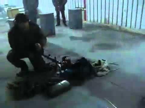 Gas-shooting MG34 и Максима