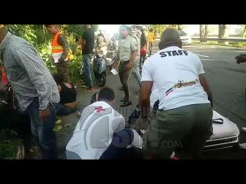 Image result for Un muerto y ocho heridos durante accidente en autopista Duarte