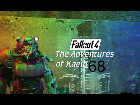 Fallout 4: The Adventures of Kaela (Part 68) Home Improvements