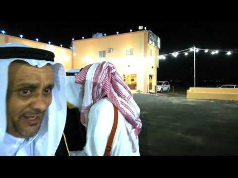 لحظة دخول #قبيلة_المعربة في زواج سالم بن محمد بن أحمد #آل_العلاء الشهري ١٤٤٠/١٠/٦