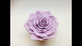 Роза из Мастики ( обзор вырубки )