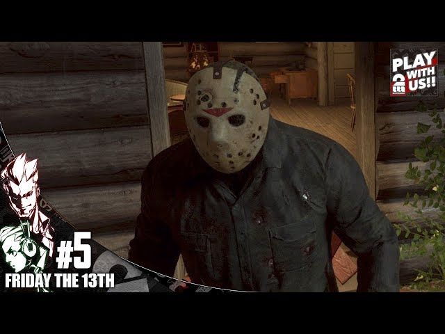 #5【ホラー】弟者,おついちの「Friday the 13th: The Game」【2BRO.】