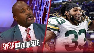 Green Bay Packers will be tough to beat with home-field advantage — Wiley | NFL | SPEAK FOR YOURSELF