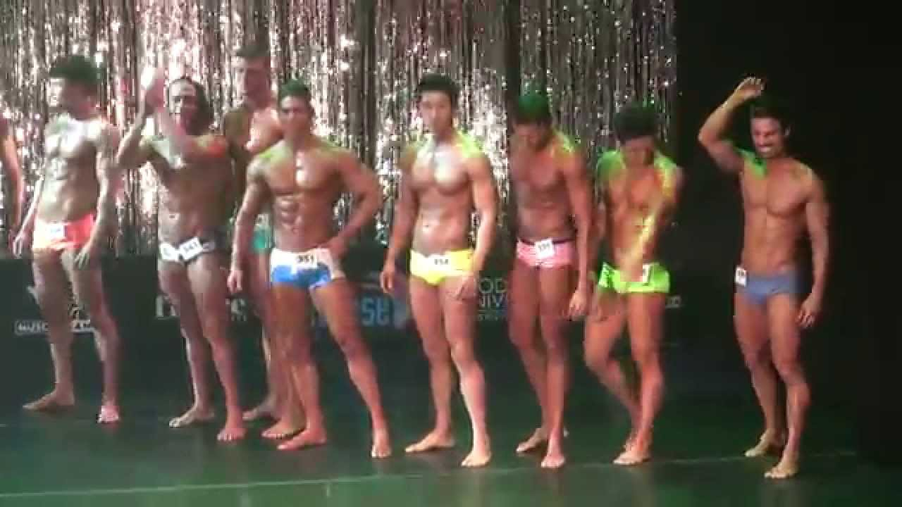 Male Model Tall Class Fitness Universe 2013
