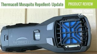 thermacell mosquito repellent review how it works