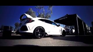 Spoon Sports Honda Civic Type R + Eibach CTR Springs and Stabi…