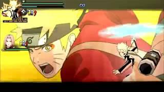 Final Mod Textures Storm 4 Naruto Shippuden Ultimate Ninja Impact Psp