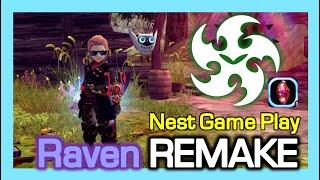 Raven REMAKE - Nest Game Play (BMJ) / Dragon Nest Korea (2021 August)
