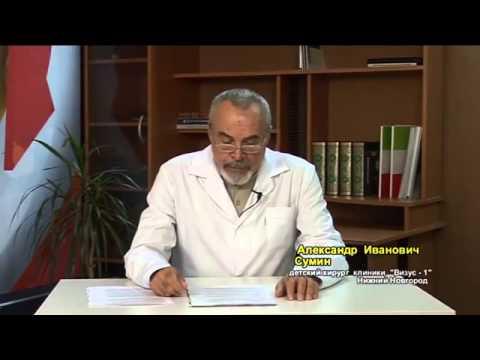 Лечение и профилактика геморроя у детей