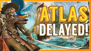 Don't Be Mad! Atlas Has Been Delayed [Dec. 19, 2018]