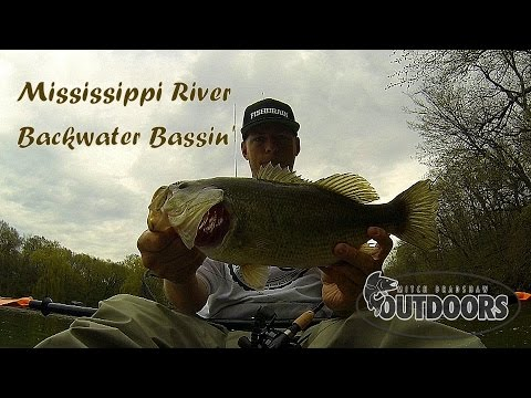 Mississippi River Backwater Bassin