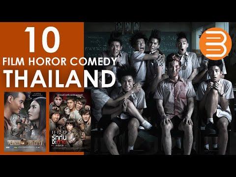 10 Film Horor Komedi Thailand yang Seram Tapi Bikin Ngakak