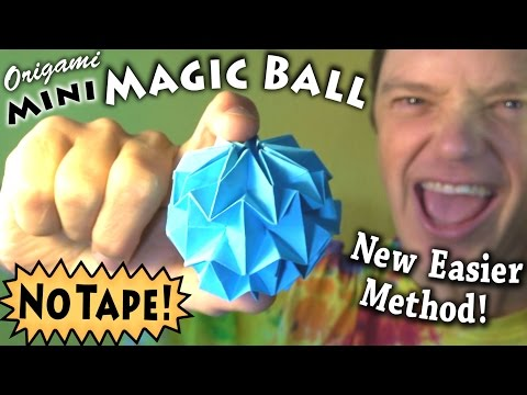 Mini Magic Ball - NO TAPE!!!