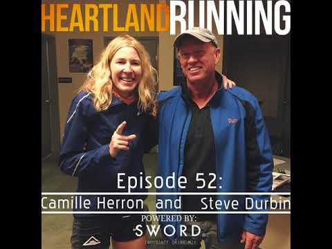 EP 52:  Camille Herron & Steve Durbin