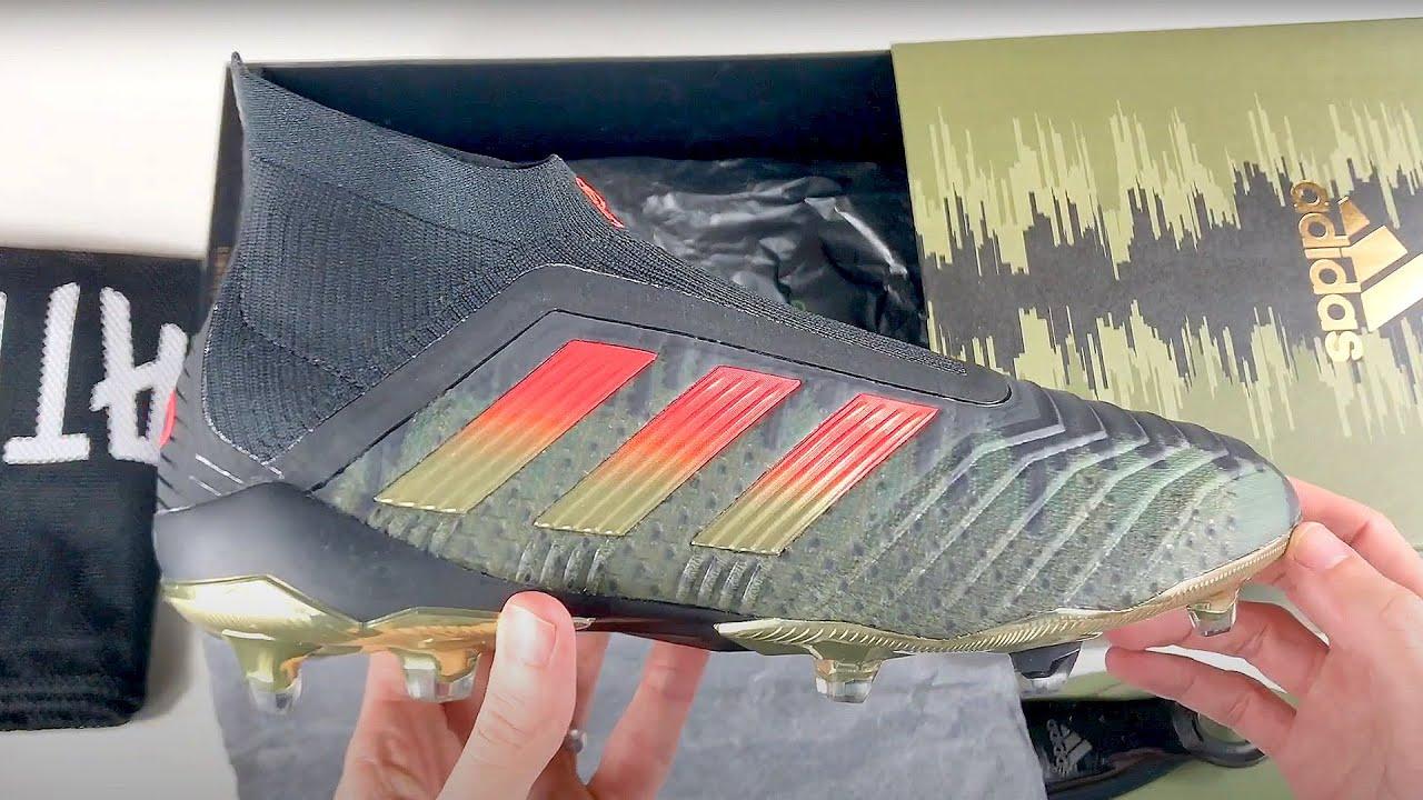 273d8fdca6fc Pogba Season 4! Unboxing Pogba s New Predator Football Boots