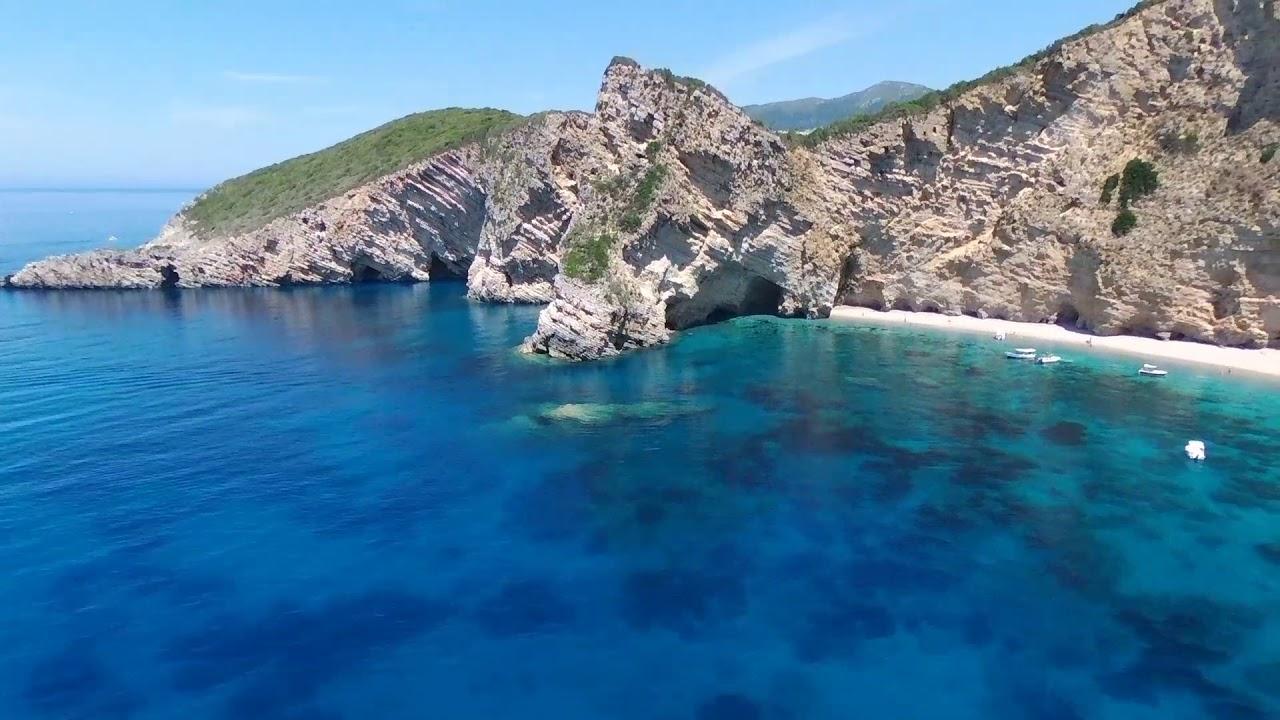 Korfu - Rajska plaża , Paradise Beach Corfu