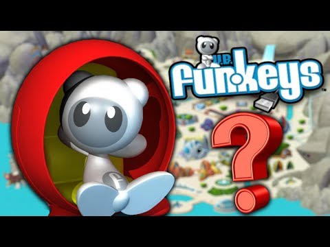 Mystery Of The LOST Online Game (U.B. Funkeys)