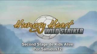 Second Stage Opening 1 de Hungry Heart Wild Striker  Sub Español Full