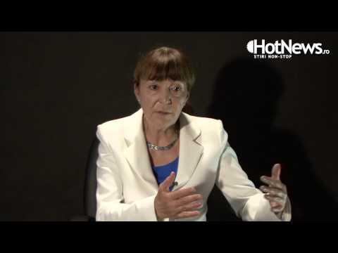 Monica Macovei, interviu