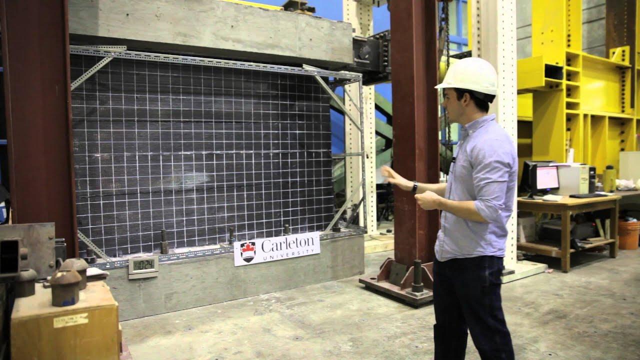 carletons grad programs in civil engineering youtube