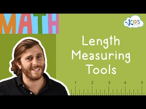 Measuring Length For Kids | Measuring Tools | Math For 2nd Grade | Kids Academy