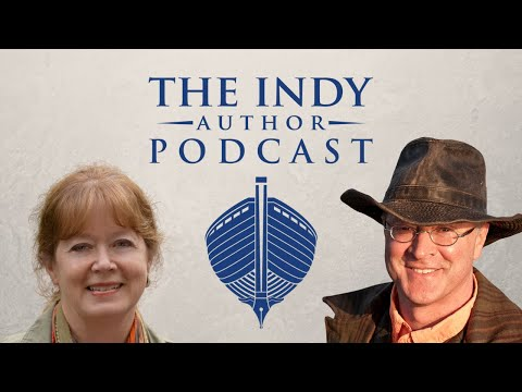 The Indy Author Podcast Episode 008 Robert Blake Whitehill