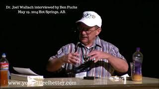 EpiGenetics Q&A Ben Fuchs and Dr. Joel Wallach Part 1