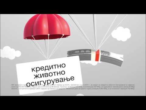 КЕШ КРЕДИТ ПЛУС ОСИГУРУВАЊЕ, Ohridska Banka Societe Generale Group