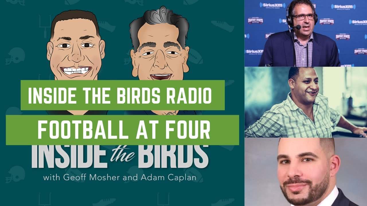 ITB RADIO: EARLY ARRIVAL FOR PHILADELPHIA EAGLES STAFF – BUT NFL OVERREACTING BY REDUCING ROSTERS?