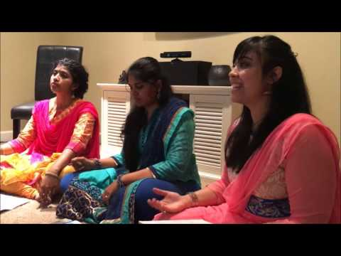 Seattle Indian Classical Singers - Diwali Performance