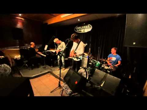 Snider School of Music - Adult Rock Band Live at Chalkers - Crawling Back To You