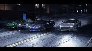 NFS Carbon - Custom Race: Fateful Night