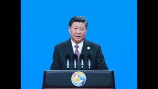 LIVE: President Xi Jinping addresses Belt and Road forum