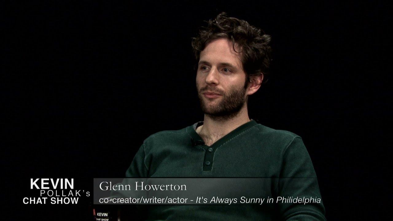 glenn howerton wife