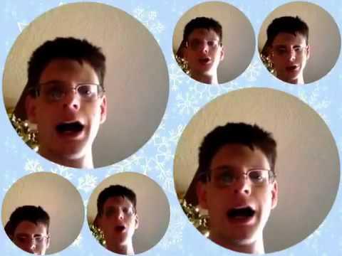 Adam Deibert singing