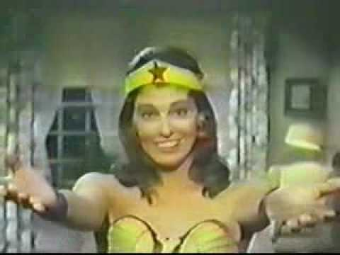 Wonder Woman 1967 Screen Test / TV Pilot