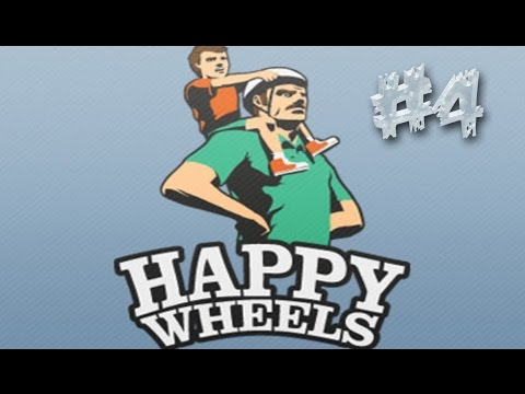 Happy Wheels Oynuyoruz:#4 - Gazoz Olma Dede