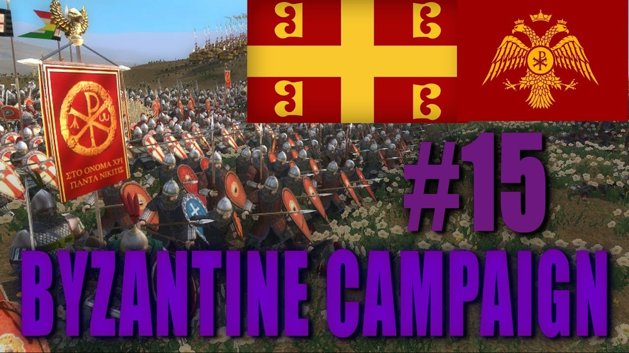 SS6.4 Byzantine Campaign - Make Rome Great Again #15 - YouTube