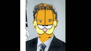 white obama with transparent garfield (females only)