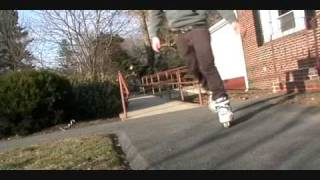 throwback red rail clips.wmv