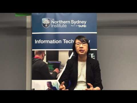 iTWire talks to Head Teacher of Information Technology at NSW TAFE's Northern Sydney Institute